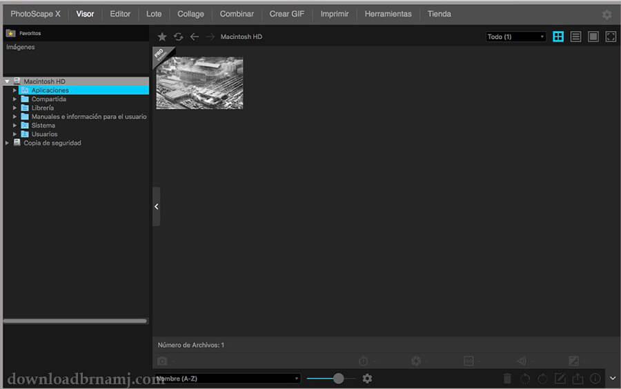 برنامج تعديل الصور للكمبيوتر، photoscape