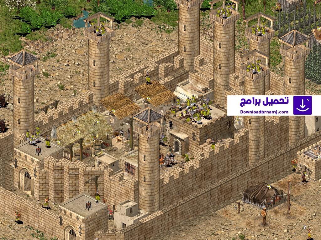 صور من لعبة صلاح الدين