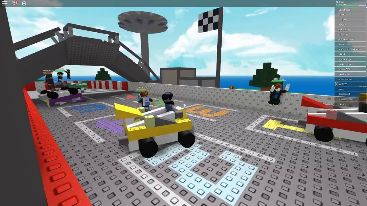 لعبة roblox للكمبيوتر
