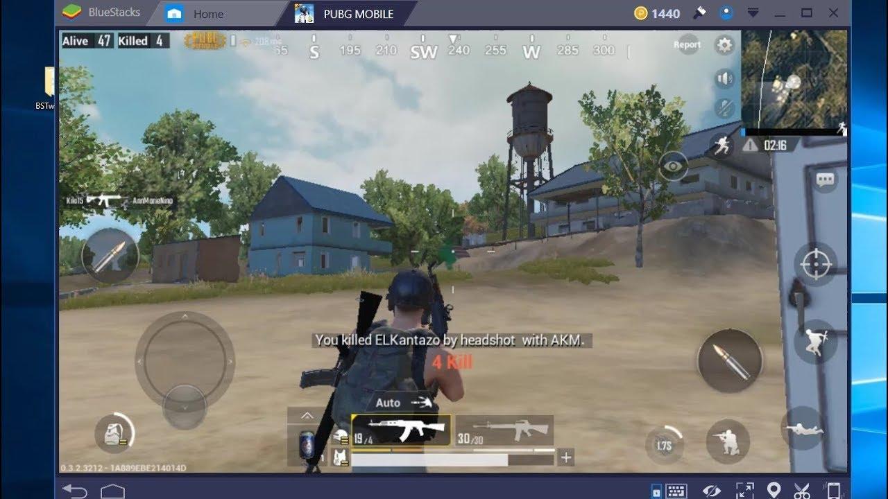 تحميل لعبة ببجي موبايل للكمبيوتر ويندوز 7