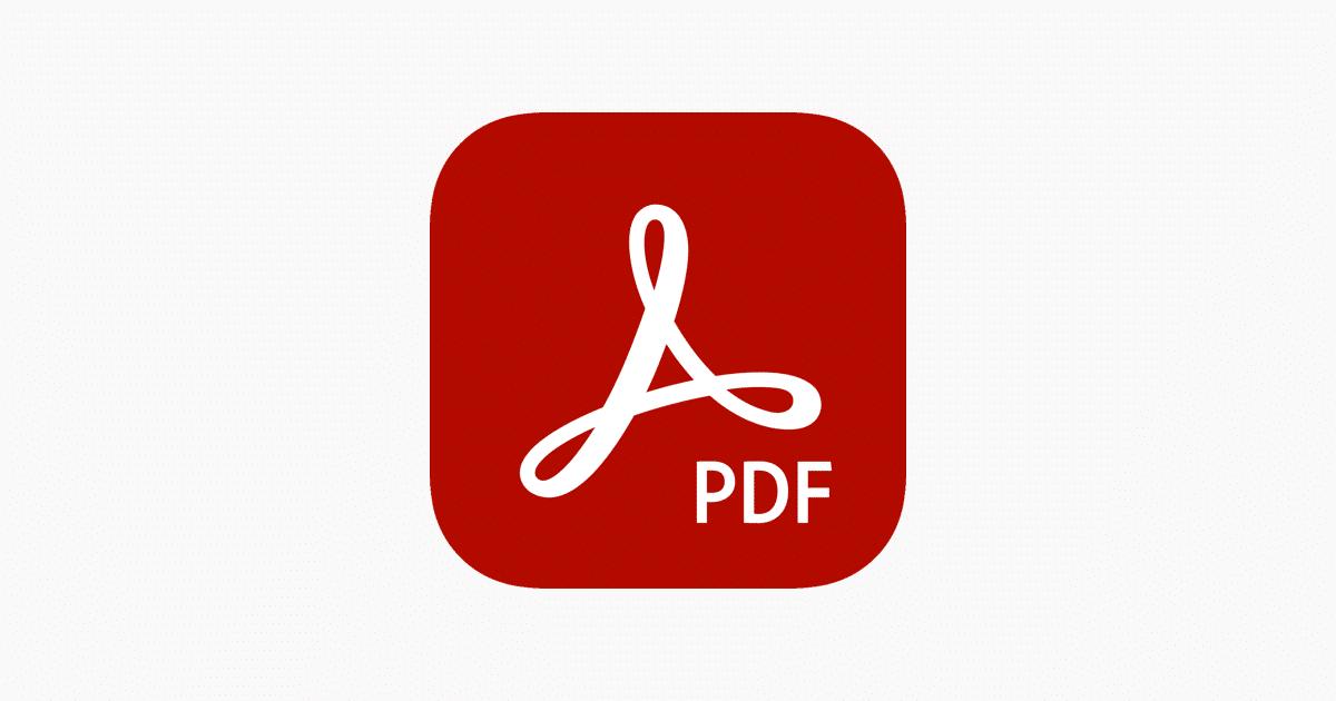 pdf adobe reader افضل برامج للكمبيوتر